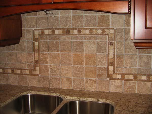 Mosaic kitchen backsplashes