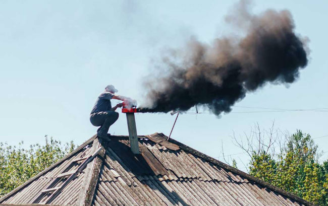 don't let your chimney cause fire
