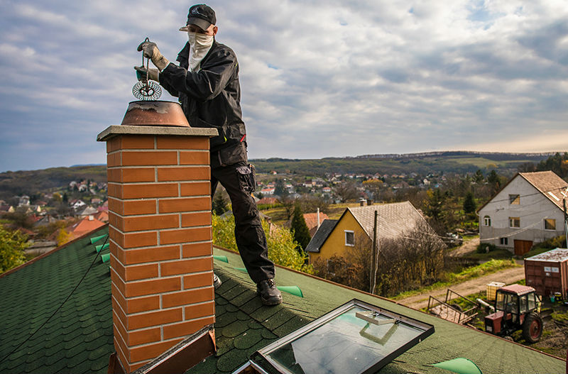 how to clean your chimney and fireplace