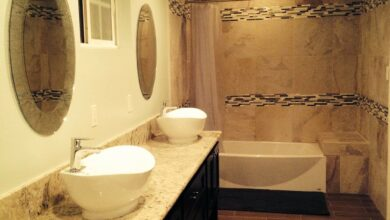 Photo of How To Install Vinyl Plank Flooring Around Toilet Flange