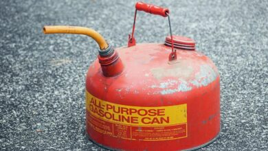 Photo of Where Should Portable Gasoline Fuel Tanks be Filled?
