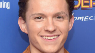 Photo of A Tom Holland Haircut – The Amazing Spider-Man
