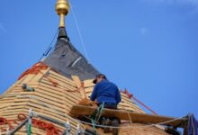 Photo of Installing Metal Roofing over OSB