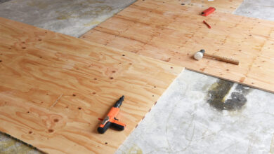 Photo of Adding an Extra Layer of Plywood Over Subfloor